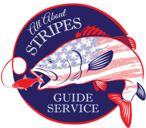 photo of All About Stripes Guide Service Official Logo